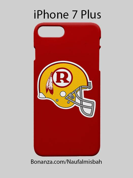 Washington Redskins Helmet iPhone 7 PLUS Case Cover