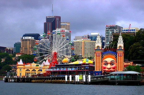 Luna Park, Sydney, Austrailia