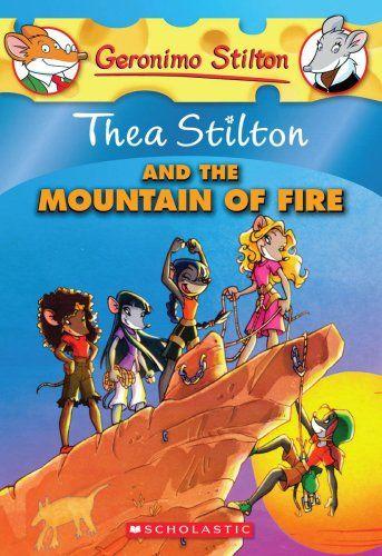 Bestseller Books Online Thea Stilton and the Mountain of Fire (Geronimo Stilton Special Edition) Thea Stilton $7.99