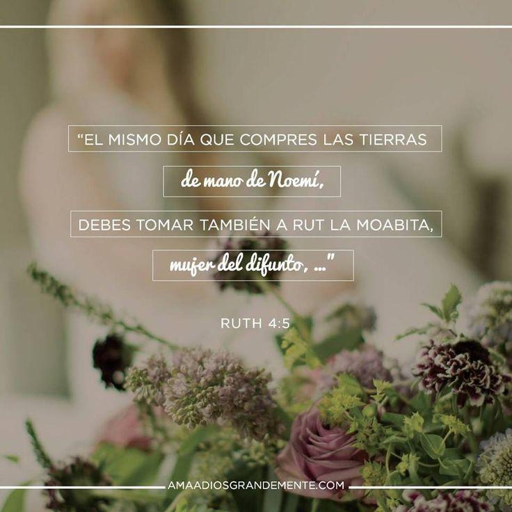 Devocional - Lunes - Semana 4  #RUT #LibrodeRut #AmaaDiosGrandemente #ComunidadADG #ADGenespanol #Biblia #Dios #Devocionalparamujeres