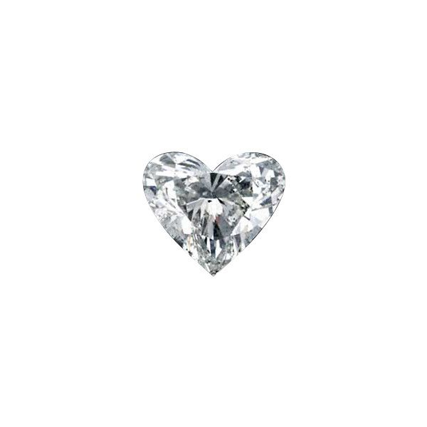 .56CT LOOSE HEART DIAMOND ❤ liked on Polyvore featuring jewelry, hearts, accessories, backgrounds, black and white, heart jewelry, diamond jewellery, diamond heart jewelry, heart-shaped jewelry and diamond jewelry