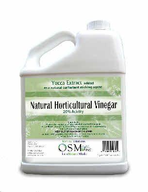 Stronger Horticultural Vinegar
