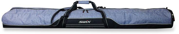 Swix Unisex Tilted Kilt Single Ski Bag