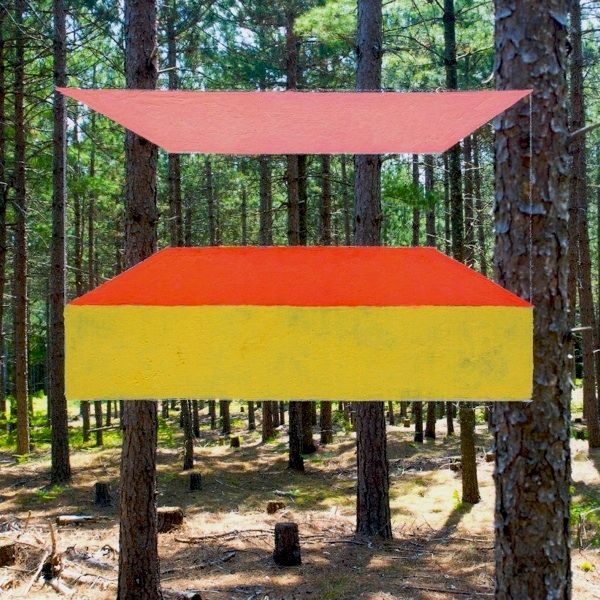 Erin O'Keefe, In the Woods (Route 9), 2009
