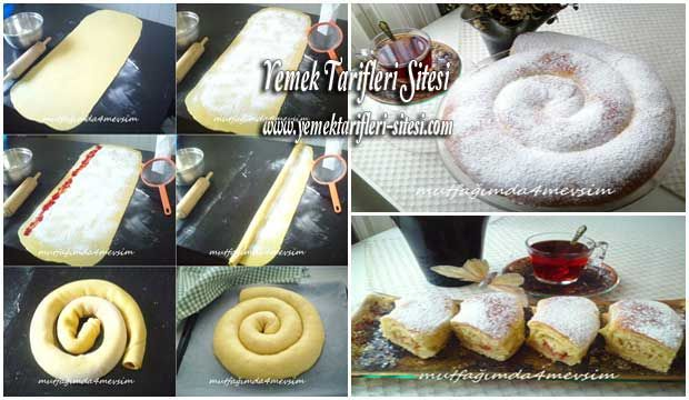 İspanyol Çöreği Tarifi