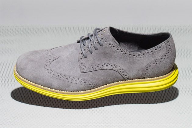 How cool are these shoes - Cole Haan Lunar Grand Wingtip