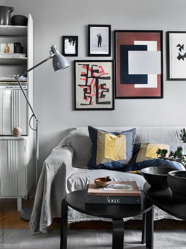 Du Willst Dein Wohnzimmer Verndern Ein Stoff Als Sofaberwurf Und Dazupassende Bilder Geben Deinem Zuhause