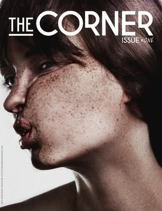 theCORNER #ONE Online Magazine  http://issuu.com/thecornermagazine/docs/issue_1_issuu