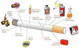 Weekly and Daily Tips for U: Tips on Harmful effects of Smoking