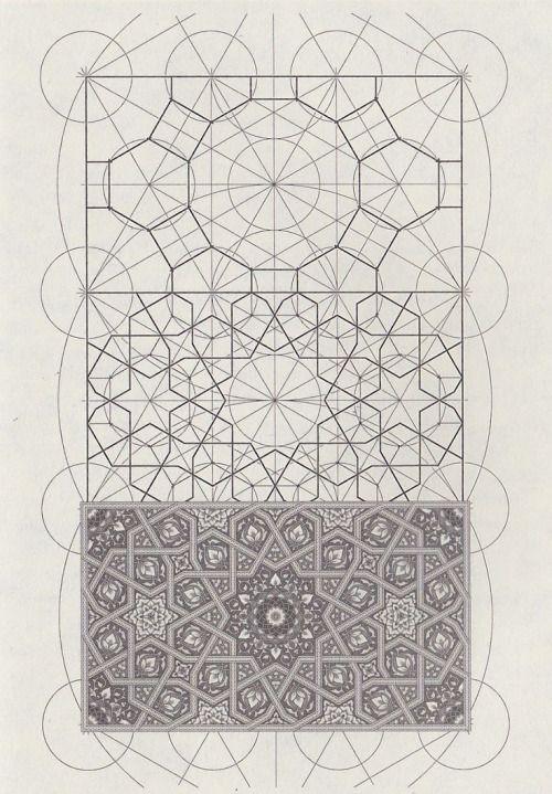 A R T C H I C U L T U R E | Islamic geometry.