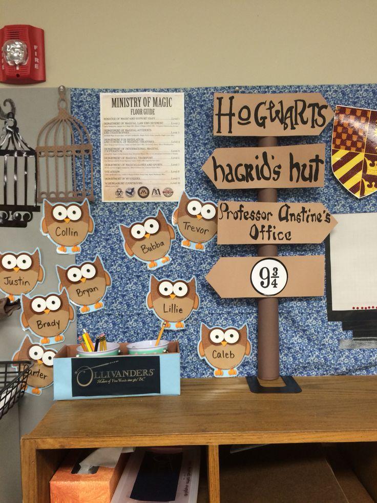 Harry Potter Classroom Decoration ~ Best harry potter images on pinterest activities
