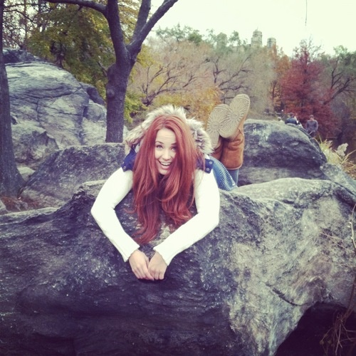 Sierra Boggess - Fish out of water?