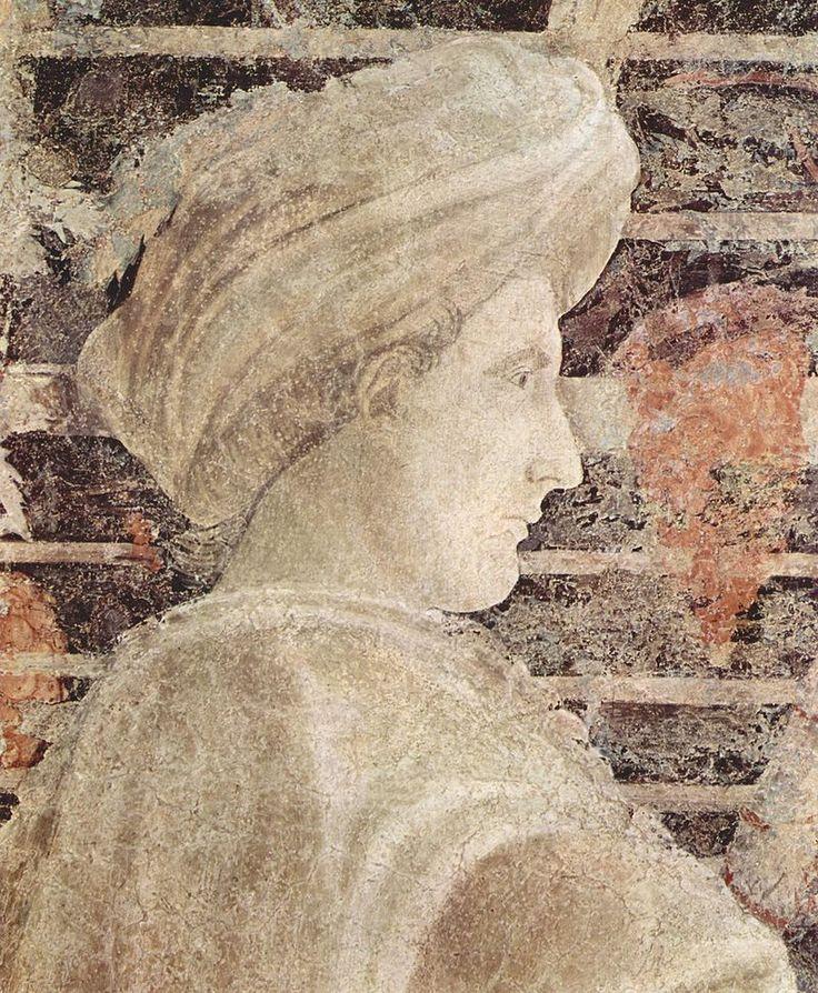 Paolo Uccello - Cam - 1425-1430 - Chiostro Verde - Museo di Santa Maria Novella, Firenze