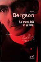Les Livres de Philosophie: Henri Bergson : Le possible et le réel
