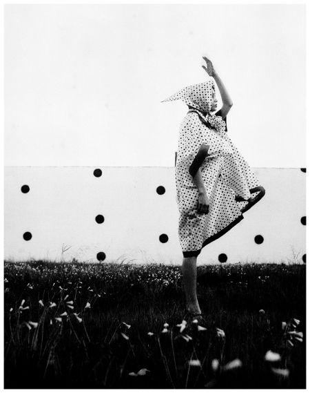 Photo Todd Burris Polka dot - 1994