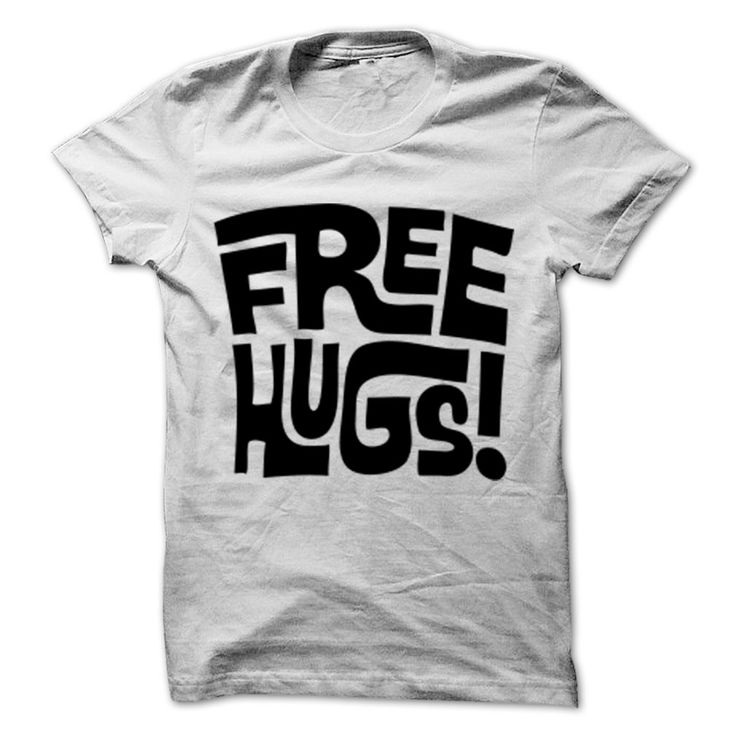 free hugs. Funny Sayings, Quotes, T-Shirts, Hoodies, Adult Humour Tees, Hats, Clothes, Coffee Cup Mugs, Gifts.