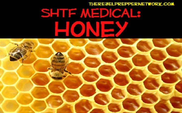 Entry #1 of the top 90 most important prepping articles from therebelpreppernetwork.com is - SHTF Medical: Honey