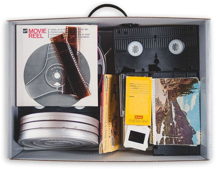 The easiest, simplest, most beautiful way to preserve your outdated tapes, film, pictures, and audio digitally.