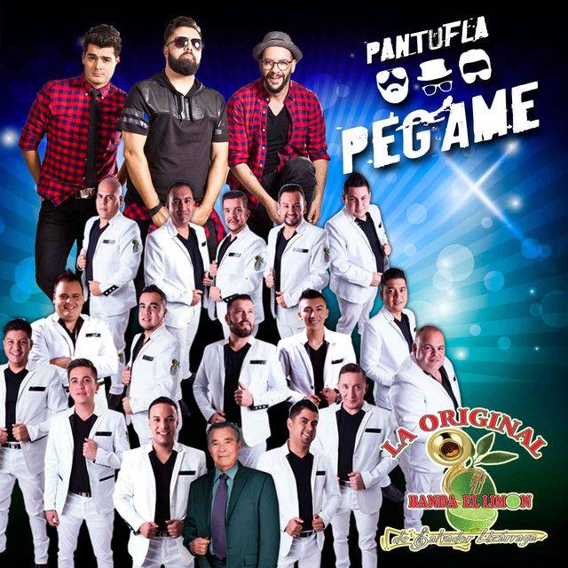 """""""Pégame"""" by Pantufla La Original Banda El Limón de Salvador Lizárraga was added to my Descubrimiento semanal playlist on Spotify"""