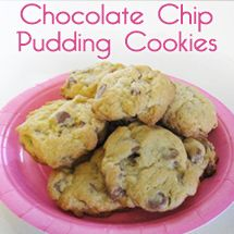 Chocolate Chip Pudding Cookies - the BEST cookie recipe or all time! Full recipe here: http://thepintertestkitchen.com/chocolate-chip-pudding-cookies/