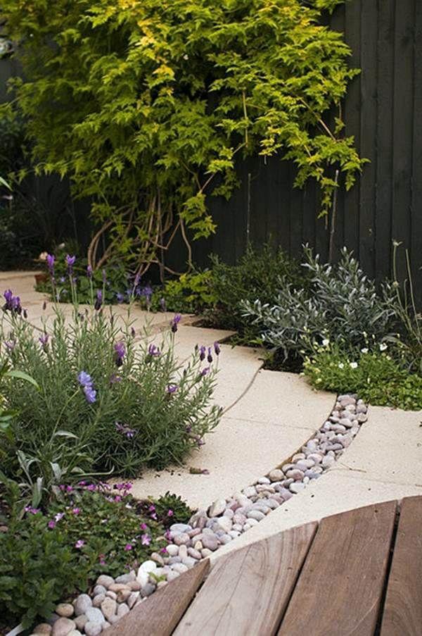 Gartengestaltung Creative Design Rock Garden 30 Frames And Custom Garden Ideas