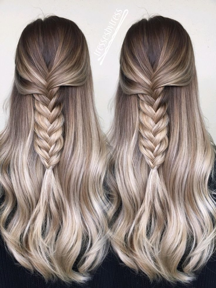 230 best ombre balayage images on pinterest white blonde. Black Bedroom Furniture Sets. Home Design Ideas