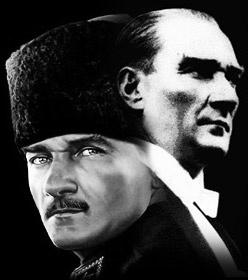 """""""Benim, Türk milleti için yapmak istediklerim ve başarmaya çalıştıklarım ortadadır. Benden sonra, beni benimsemek isteyenler, bu temel mihver üzerinde akıl ve ilmin rehberliğini kabul ederlerse, manevî mirasçılarım olurlar."""" Mustafa Kemal ATATÜRK"""