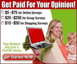 One great thing about paid online surveys is the fact that you don't need any special skills to take part. As long as you have an Internet linked computer and an opinion, you are qualified. There are no right or wrong answers when it comes to surveys, the companies want to hear what you think, they don't want to test your knowledge.  www.onlinepaidsurveyreview.com/paidonlinesurveys.html