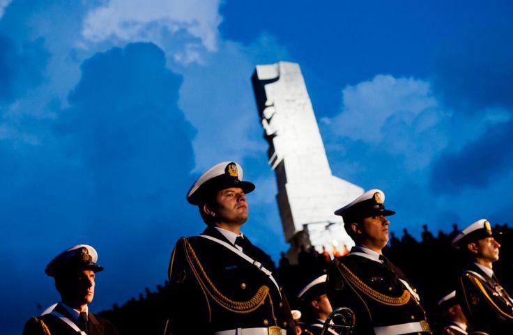 #Westerplatte / #pomorskie #pomorze #Poland #Polska #monument