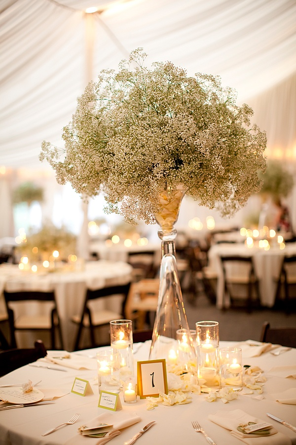 Tall centerpieces with candles pixshark images