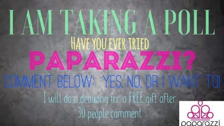 Have you heard of Paparazzi Accessories? paparazziaccessories.com/28615