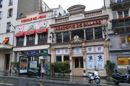 Cercle de Jeux Clichy Montmartre - 75009 Paris