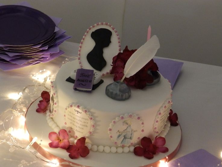 Resultado de imagen de sense and sensibility cake jane austen