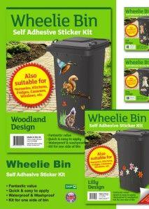 Wheelie bin coupons