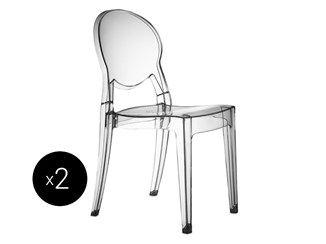 Cadeira empilhável de policarbonato IGLOO   Cadeira - SCAB DESIGN