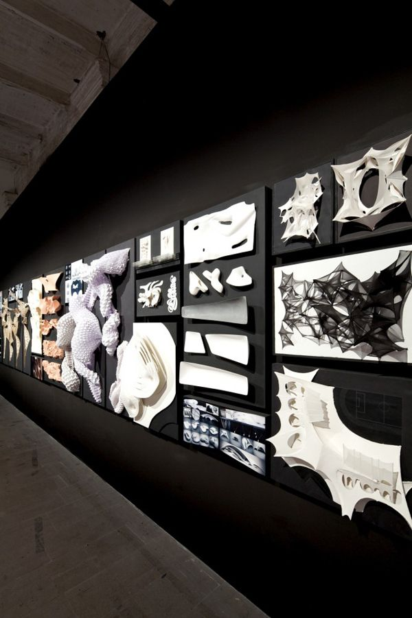 Zaha Hadid Architects' Arum Installation at the Venice Architecture Biennale 2012