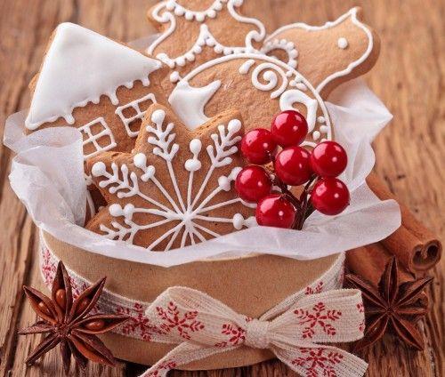 Рождественское печенье – пряные ароматы зимнего вечера