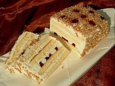 Beste Kuchen: Frankfurter Kranz - Schnitten                                                                                                                                                                                 Mehr