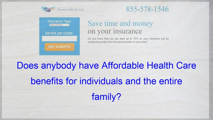 Are You Or Your Family Looking For Affordable Premier Health Care