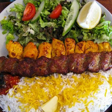 Persian Palace Restaurant Reviews, London