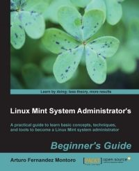Linux Mint System Administrator's Pdf Download e-Book