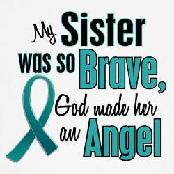 Ovarian Cancer T Shirts, Ovarian Cancer Shirts & Tees, Custom Ovarian Cancer T-Shirts - CafePress