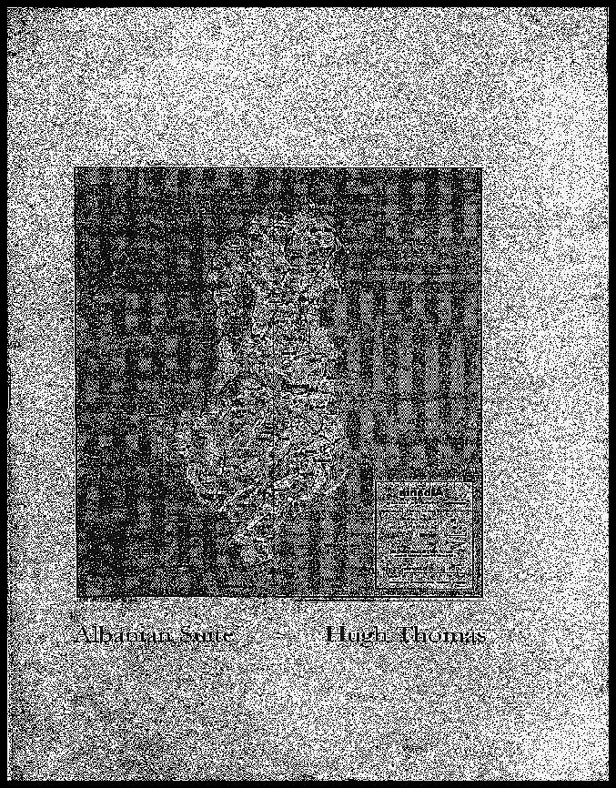 Chapbook of Poetry by Hugh Thomas.