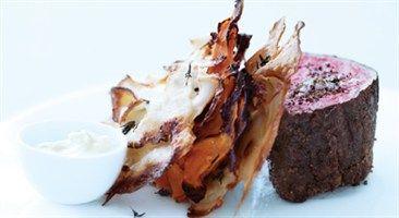 Donna Hay's - Steak and Three Veg Recipe - LifeStyle FOOD