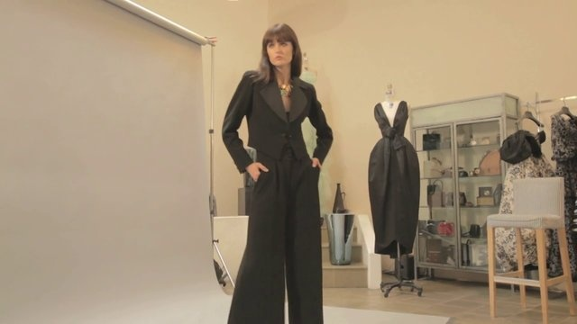 YSL – Rebel Rebel | Fashion with Andre Leon Talley and Rita Watnick on Vimeo
