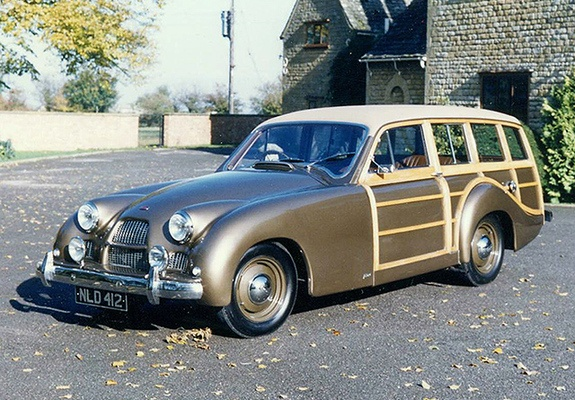 1953 Austin A70 Hereford Wagon   fetherstonblogspot