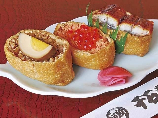 TOYOKAWA INARIZUSHI | 豊川のいなり寿司