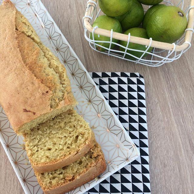 [ Goûter plus que tardif | Cake citron vert & fleur d'oranger | 😋| d'après la recette de @stephaniieluvshopping |#onchangepasuneequipequigagne 😂] #instafood #food #cake #lemon #fleurdoranger #orange #citron #gouter #cookies #instacook #cookingram #cuisine #patisserie #gourmandise #france #southoffrance #frenchblog #blogueuse #breaktime