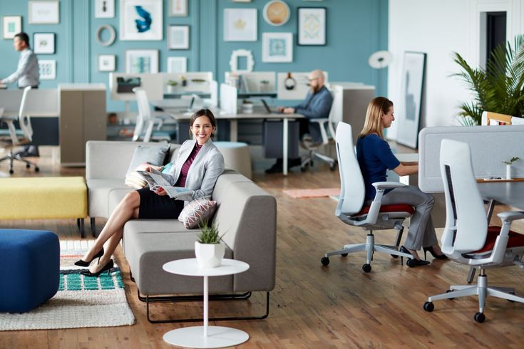 5 WORKPLACE DESIGN ELEMENTS FOR HAPPY EMPLOYEES