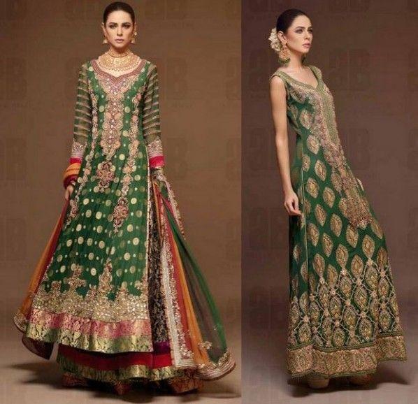 Ahmad Bilal exclusive bridal wear, & Wedding Dress, embroidery, fashion brand casual wear, formal wear, dresses, wedding dresses-04